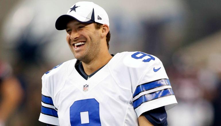 Tony Romo Famous