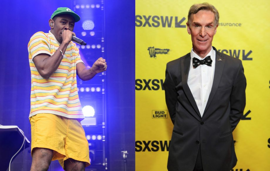 Hear Tyler, the Creator's theme song for Bill Nye Saves the World