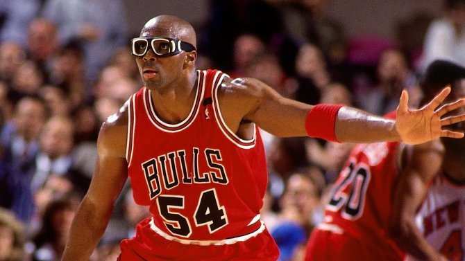 horace grant bulls scoop b
