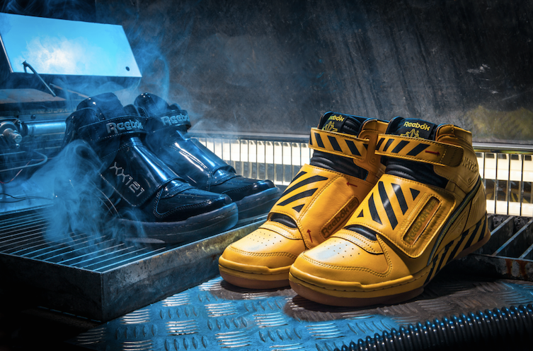 Reebok Alien Stomper Final Battle Sneakers