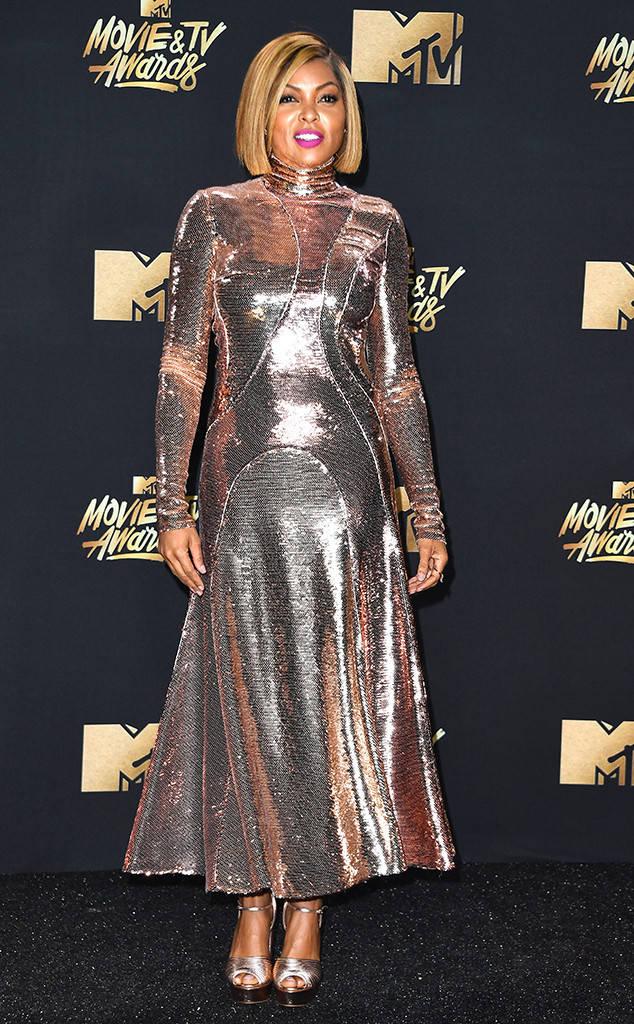 Taraji P Henson MTV Movie and TV Awards