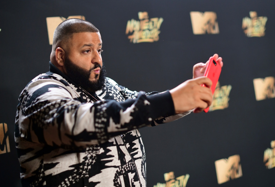 dj khaled mtv awards
