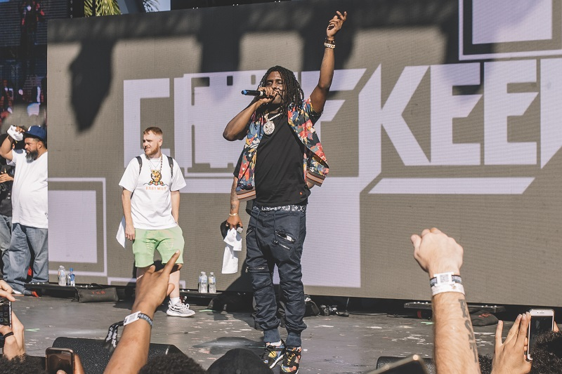 Chief keef rolling loud
