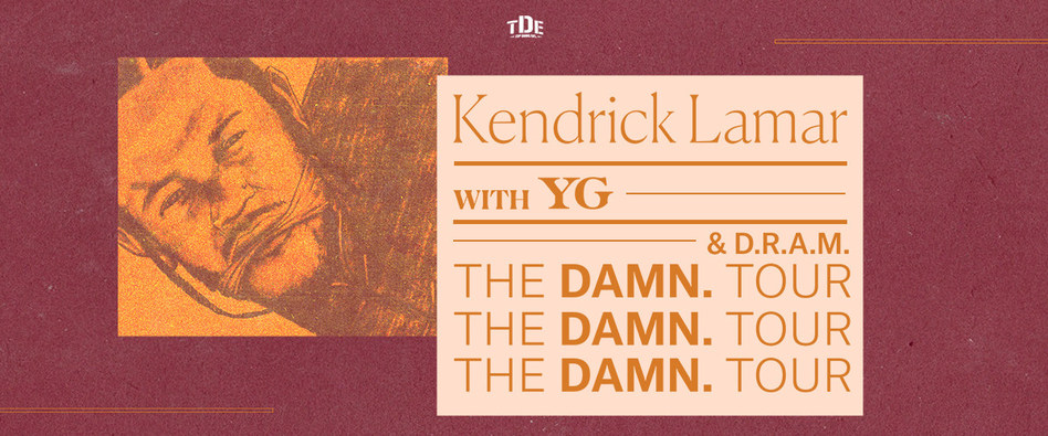Live Nation Entertainment Kendrick Lamar with YG
