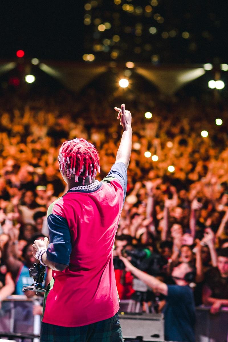 Lil Yachty at Rolling Loud 2017   via Rolling Loud/Sebastian Rodriguez