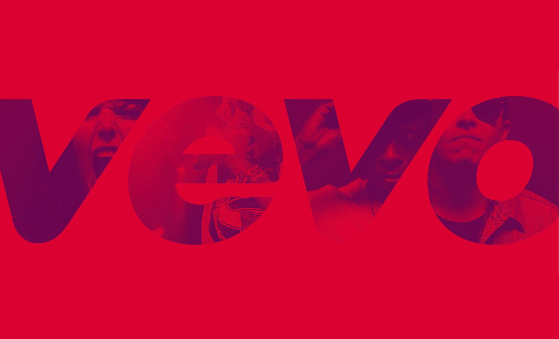 RED ANTLER VEVO LOGO RED