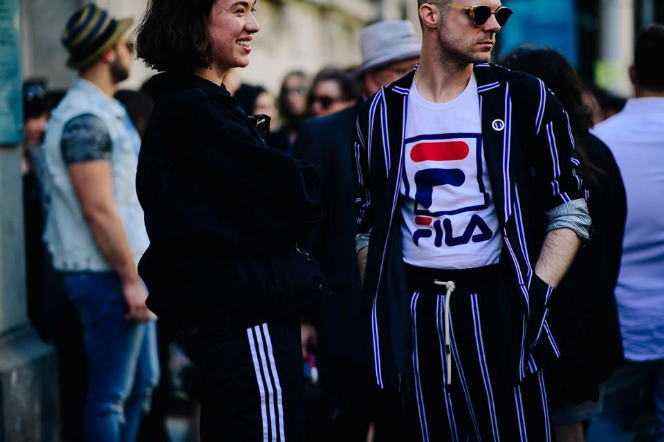Tbilisi fashion week street style adam