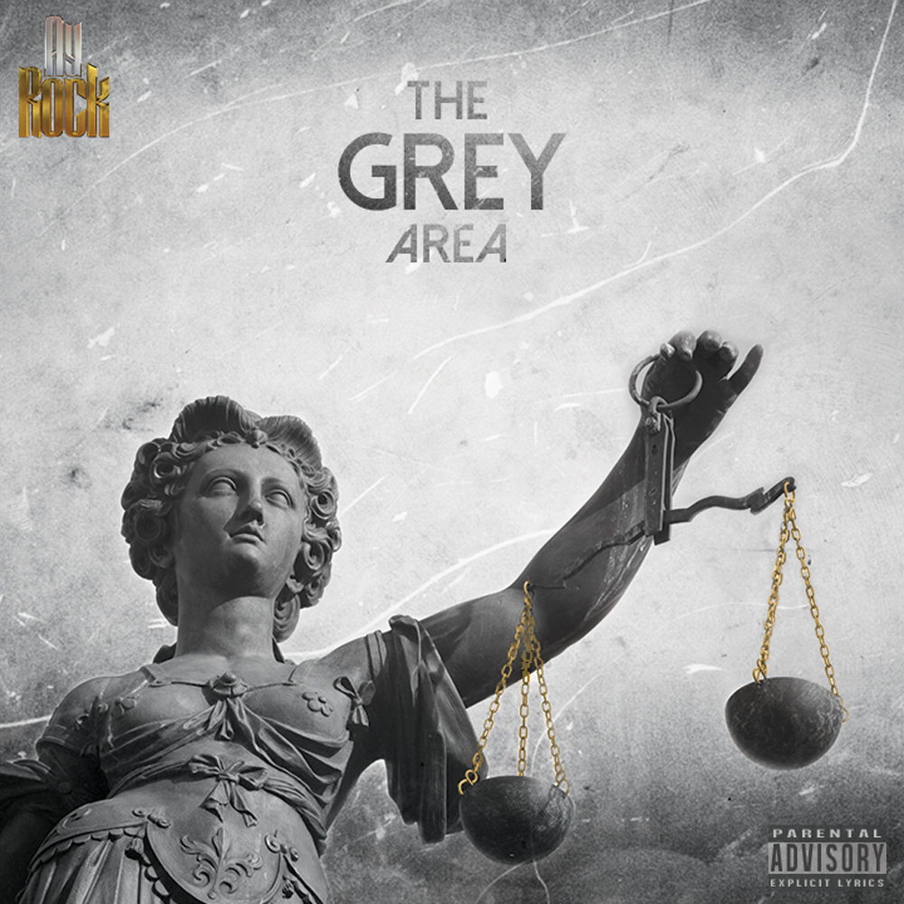 The Grey Area Cover Art