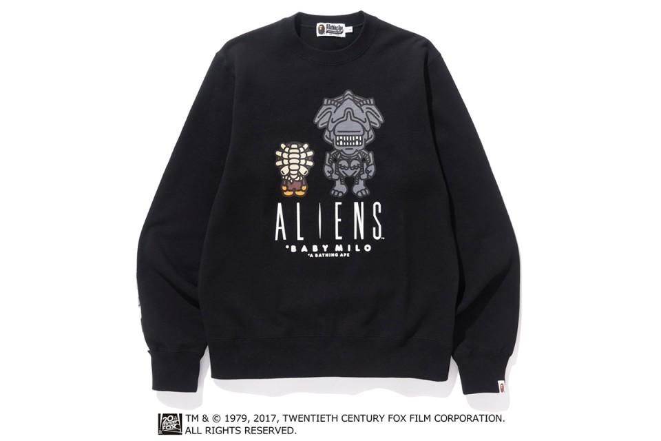alien covenant bape collection ss