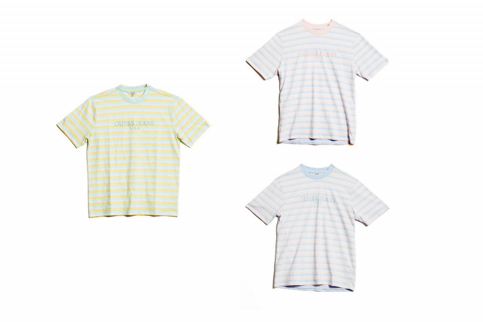 asap rocky guess summer  collection