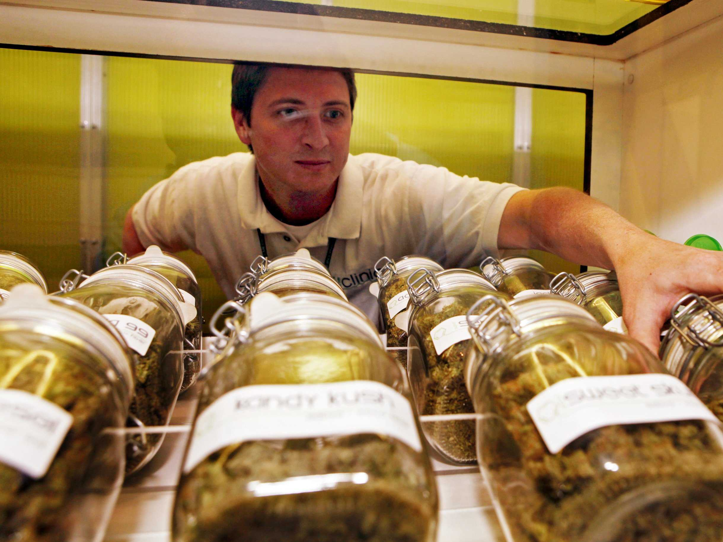 ever since colorado legalized weed theres been a big spike in people traveling to denver