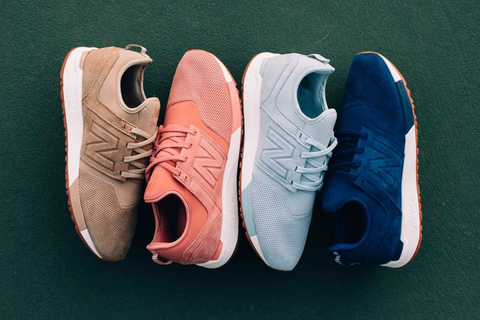 new balance dawn til dusk sneaker collection