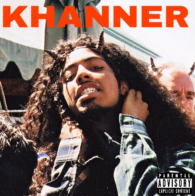 First Look: The Khan Releases Second Solo Project 'KHANNER'