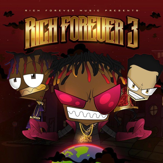 Rich Forever  Cover