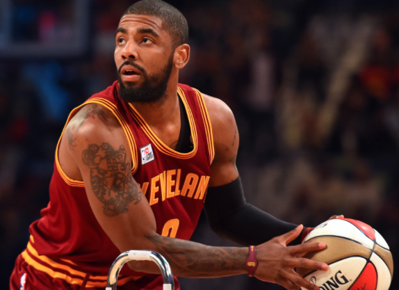 Kyrie Irving to appear on NBA2K18's cover