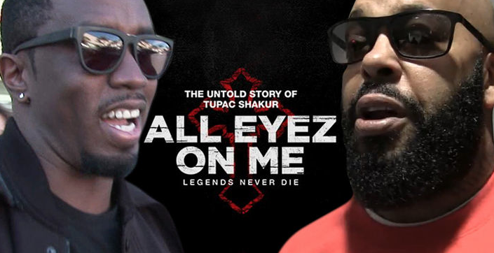 P Diddy And Suge Knight Agree On The Movie 'All Eyez On Me'