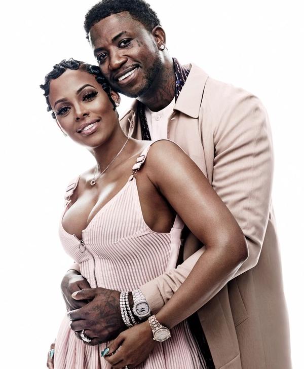 e6e5c3d731ecc0 Gucci Mane And Fiancee Keisha Ka oir Lands A Contract With BET For Reality  Show