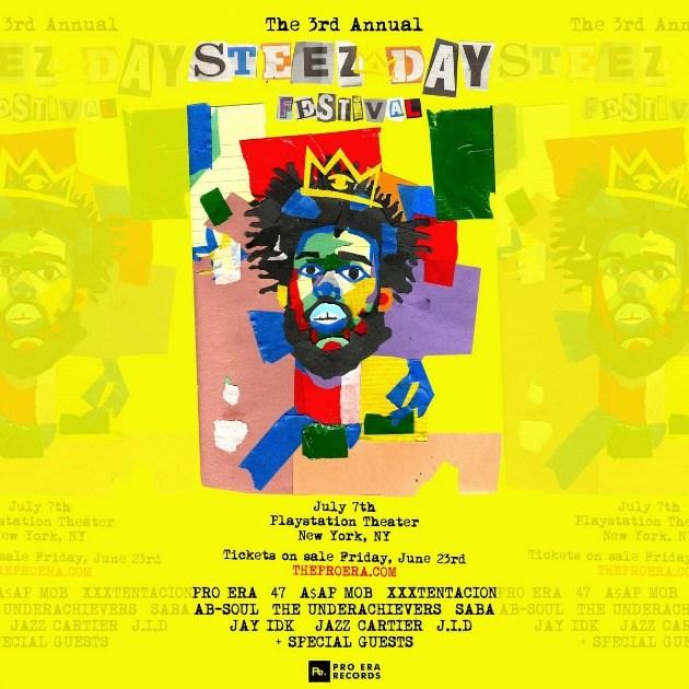 Steez Day Flyer lede