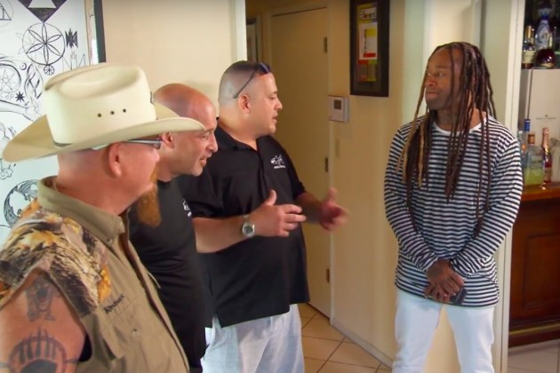 Ty Dolla Sign Tanked Preview