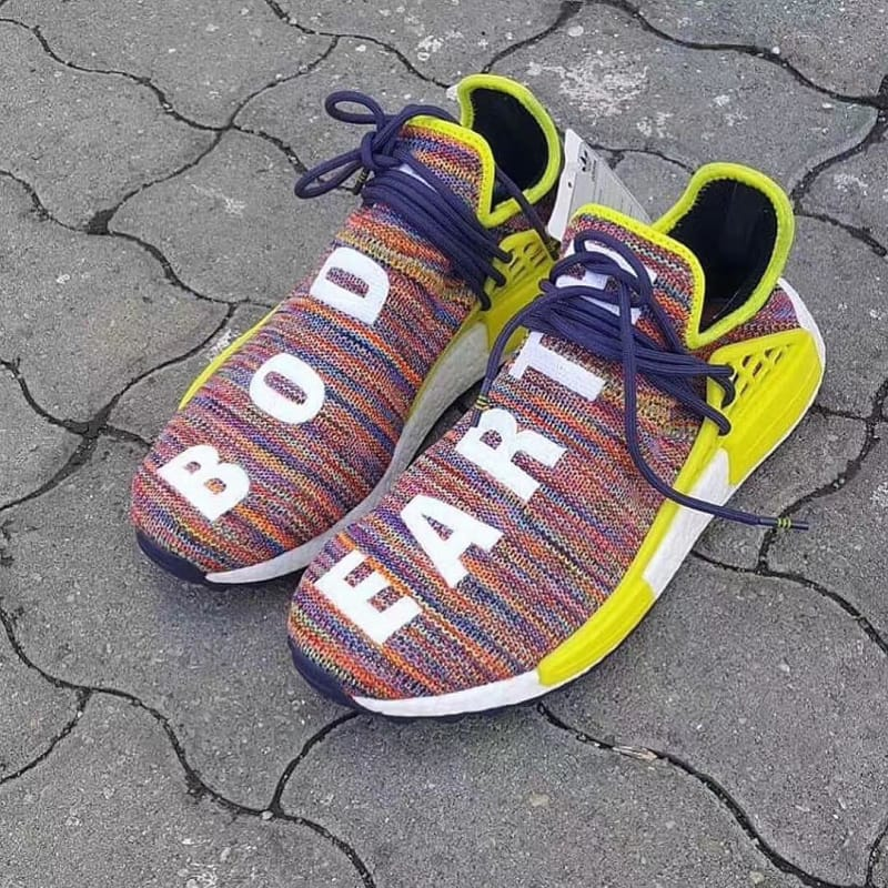 a4cc490d6 Kick d Out  The Adidas x Pharrell NMD HU Release Date Is Here