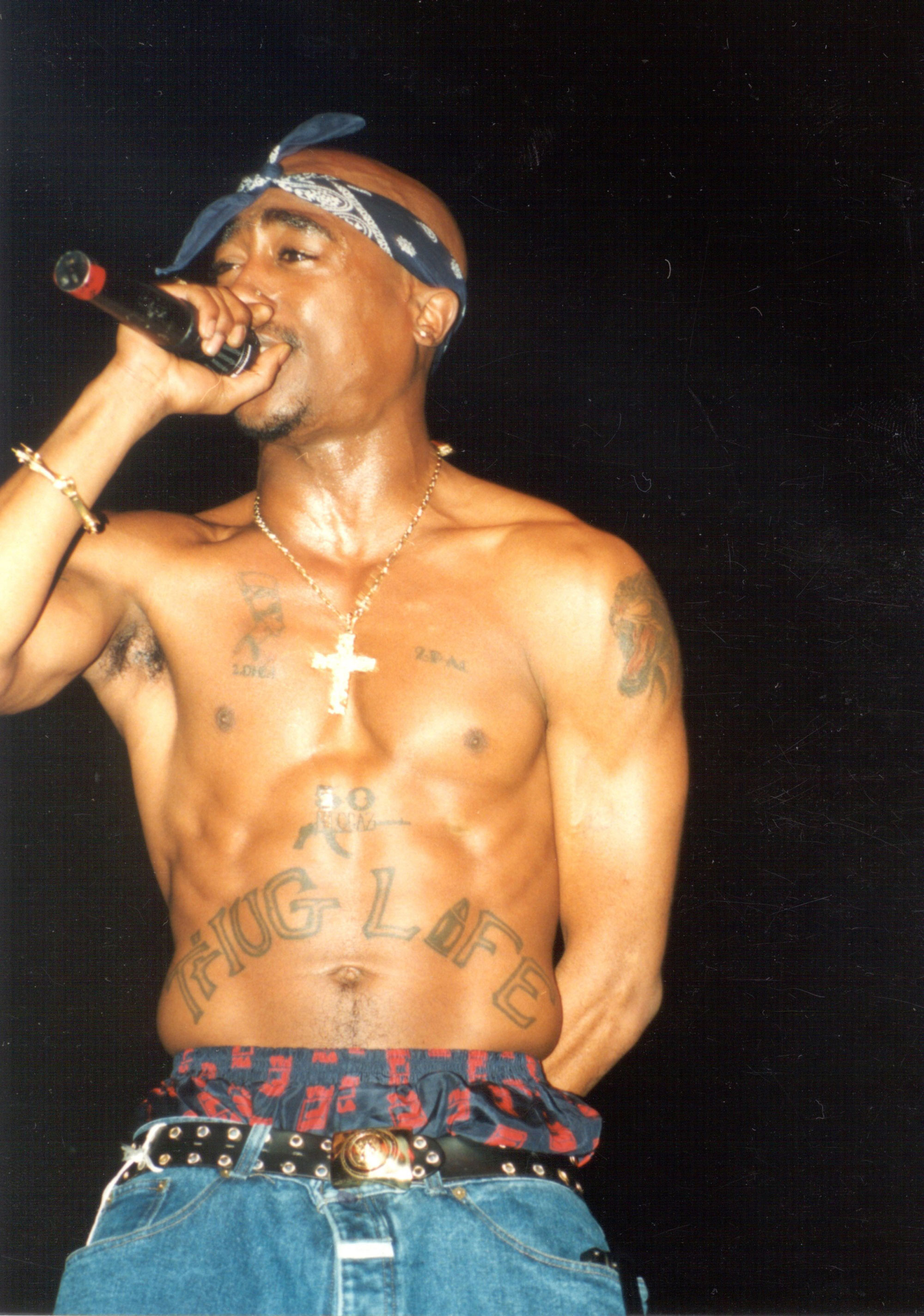 Art Is Life Interview With The Artist Behind Tupac S Most