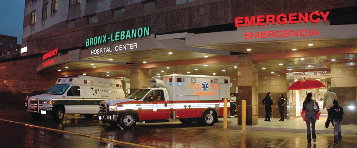 3 Doctors Shot Inside A Bronx Hospital A Former Physician Was The