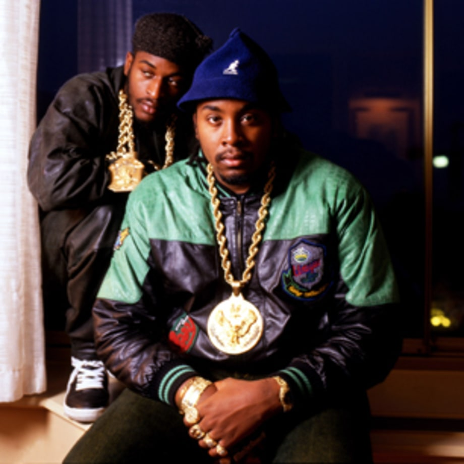 Eric B. & Rakim to reunite after 20 years for Apollo Theater show