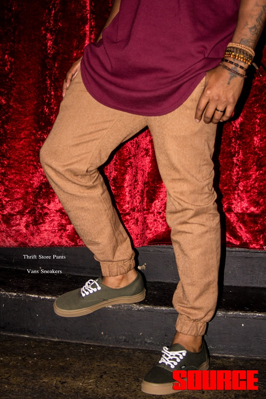 Style Sector: An Exclusive Fashion Interview B.o.B