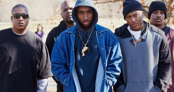 New clips land for Lionsgate's incoming 'All Eyez On Me'