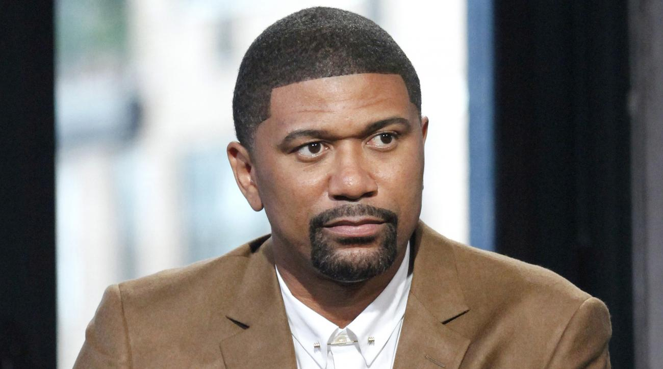 SOURCE SPORTS: Jalen Rose Breaks Down While Paying Homage To His Late Mother Jeanne During NBA Countdown
