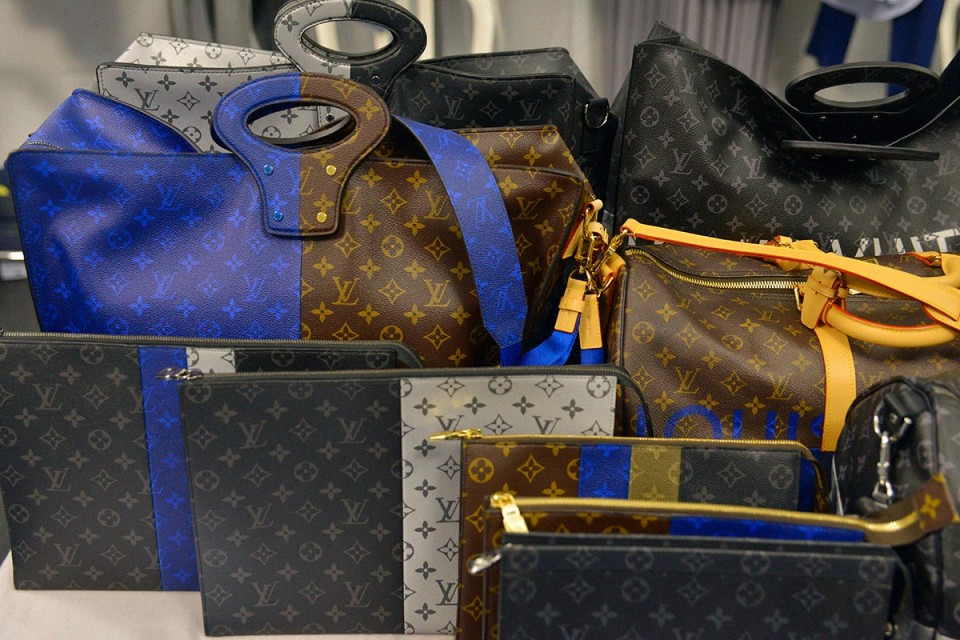 84bd228a5e34 Style Sector  First Look At Louis Vuitton s SS18 Accessories