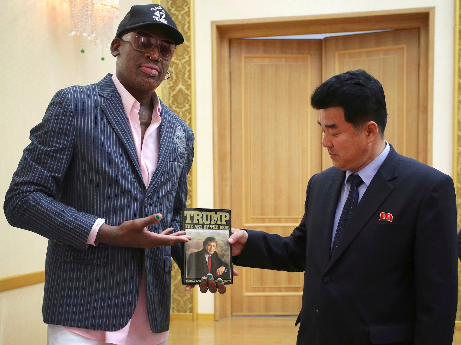 Petition calls for Dennis Rodman to be removed from Hall of Fame