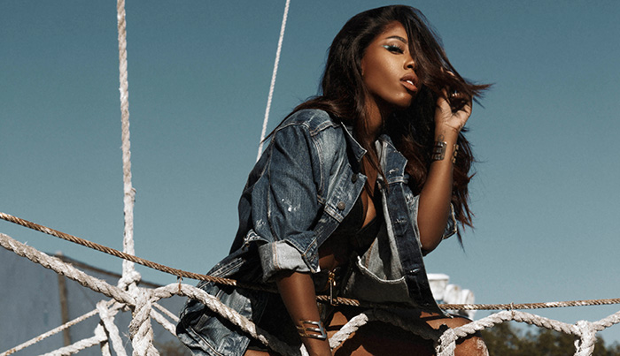 Sevyn Streeter Taps Dave East, Wiz Khalifa, Ty Dolla $ign & More for Girl Disrupted