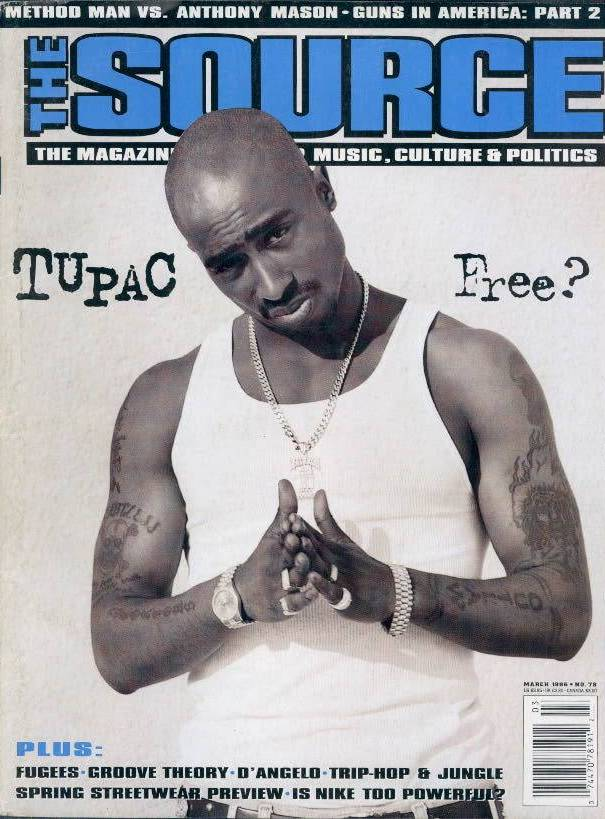 DEATH WISH - TUPAC SHAKUR: LIFE AFTER DEATH, LIVING ON DEATH