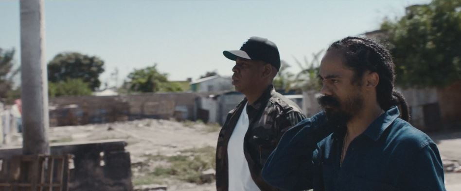 Jay Z and Damian Marley via Tidal