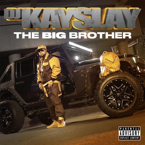 DJ Kay Slay The Big Brother Album Artwork Final