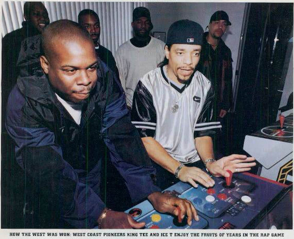 BANGIN': For Life, Love & a Future - Ice-T relives his gangsta days
