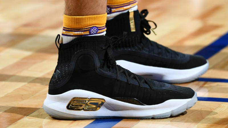 lonzo ball under armour curry