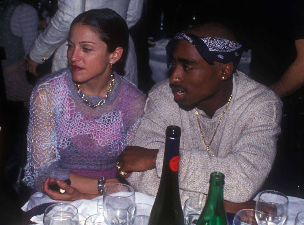 Tupac Confessed Dumped Madonna Shes White