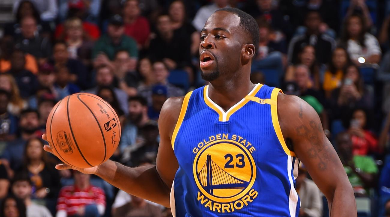 1f900095bfa5 Draymond Green to Sign With Rich Paul and Klutch Sports
