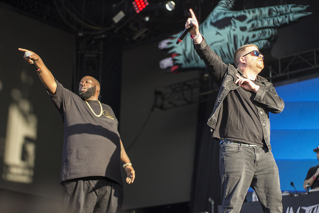 Run the Jewels, Hannibal Burress and T-Pain to Headline First 'Adult Swim Festival'