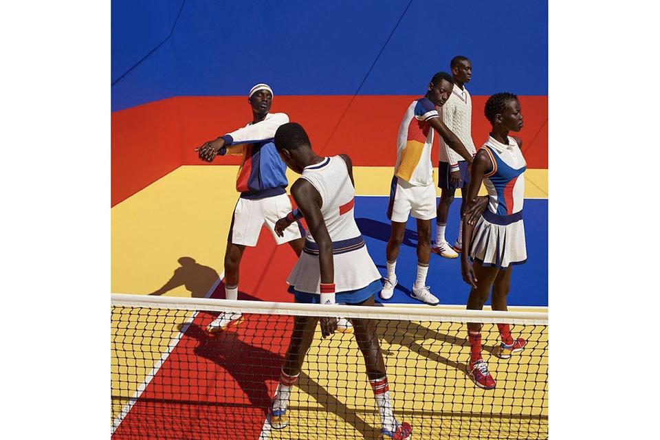 adidas pharrell tennis collection