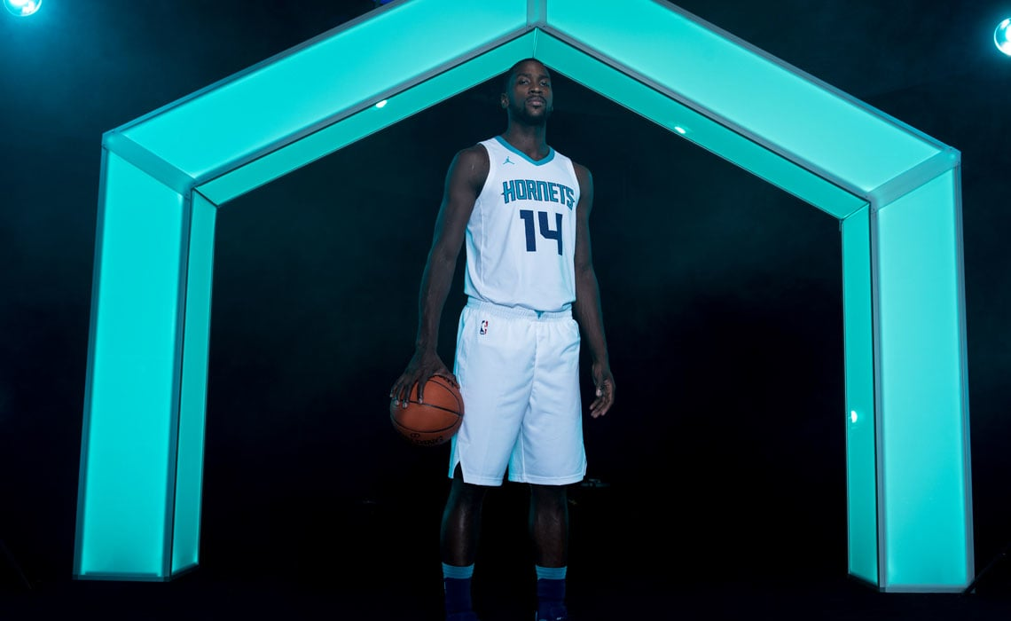 Check Out The New Jordan Brand Charlotte Hornets Uniforms