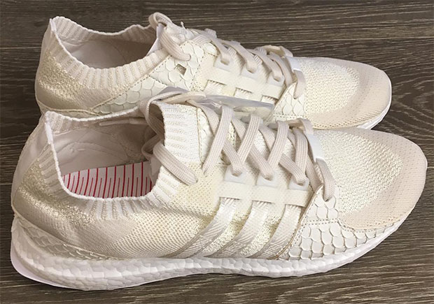 low priced e06c8 a8d29 Pusha T Teases Unreleased King Push x Adidas EQT Support Ultra PK Sneaker