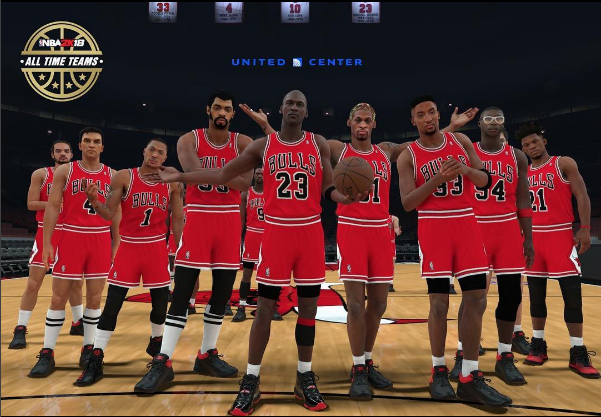 NBA 2K18 Releases All-Time Rosters For Each NBA Franchise | The Source