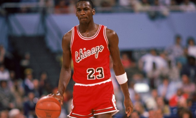 the chicago bulls used their third pick to draft michael jordan the nbspnaismithnbspcollege