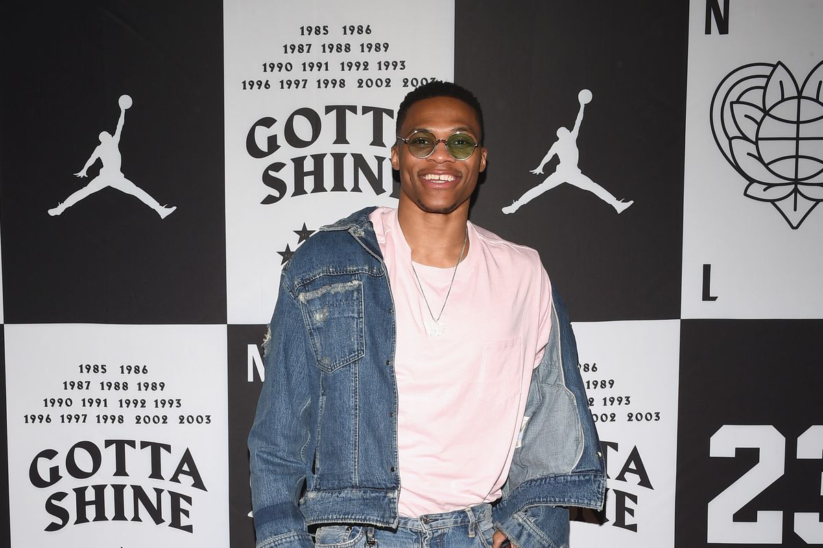 Russell Westbrook Signs Biggest Contract In Jordan Brand History