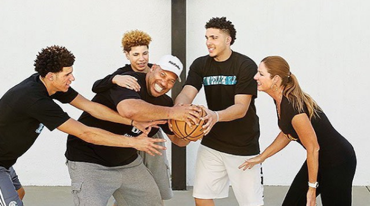 Facebook Airs New Reality Show Starring LaVar Ball & Family