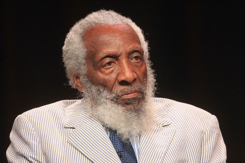 Dick Gregory Documentary is in the Works