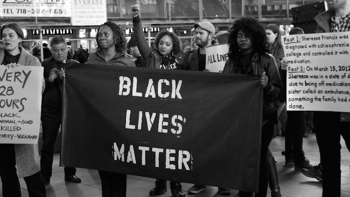 US Judge Says Movement of Black Matter Lives Cannot Be Processed